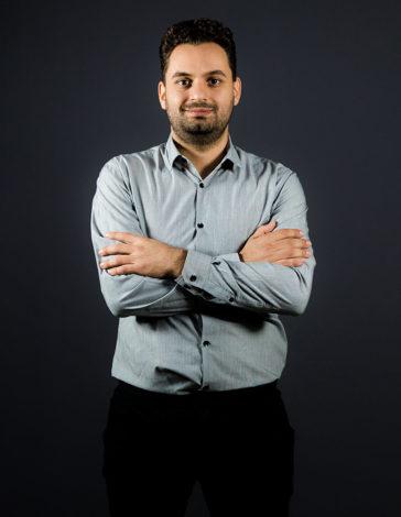 Kostas Iona, Systems Engineer